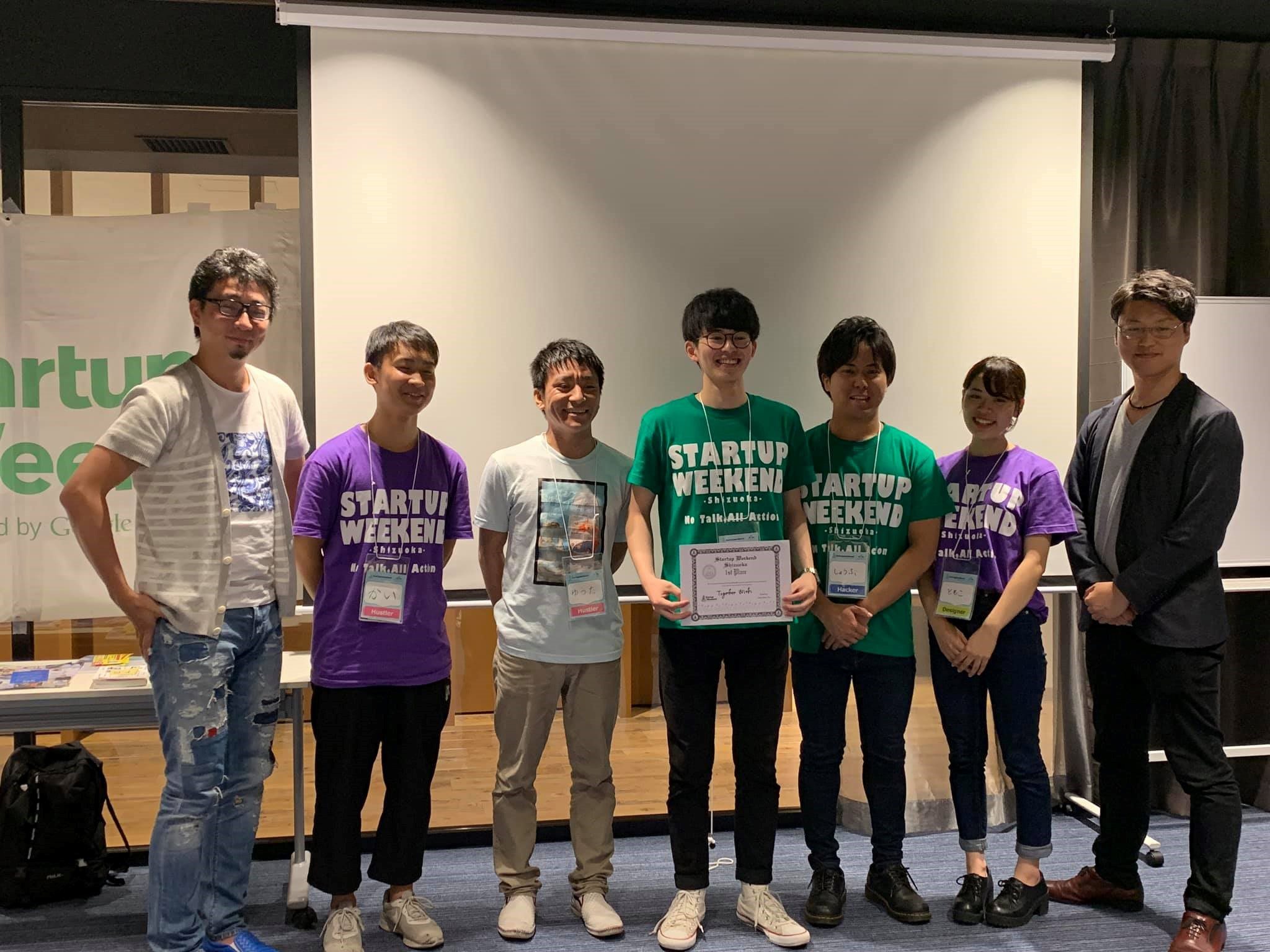 地方大学生が起業体験イベントに参加してきた話~Startup Weekend 静岡01開催レポート~