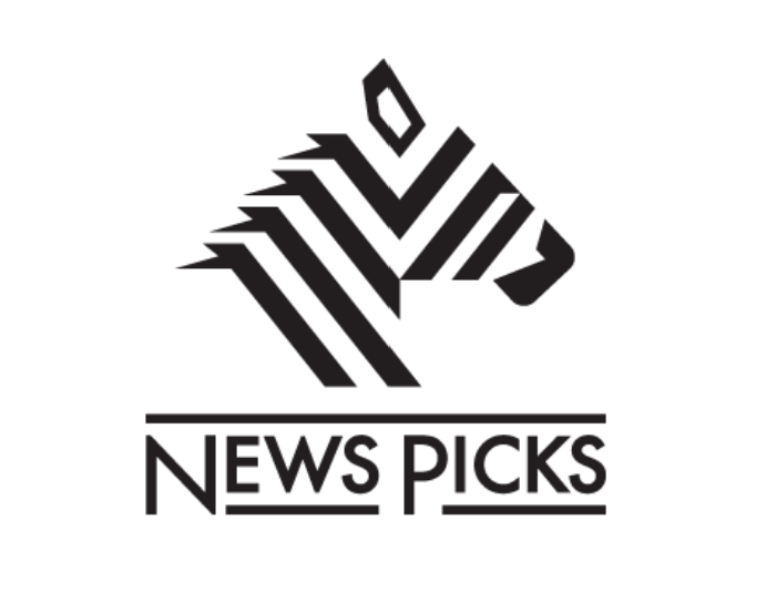 News is not always black and white. by NewsPicks