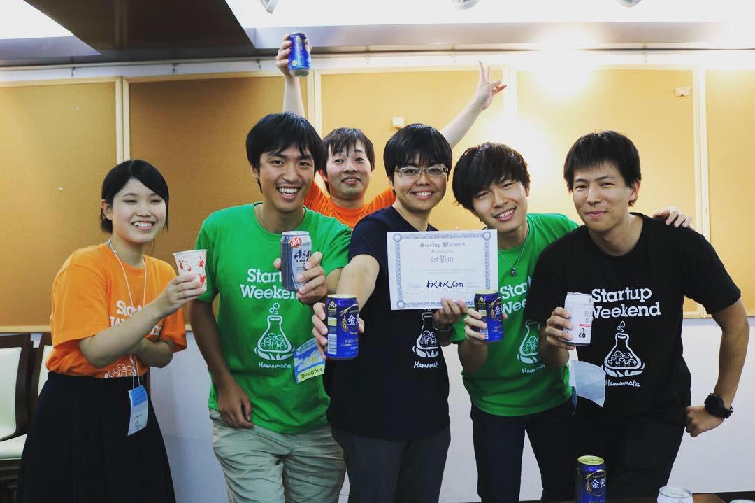 学生起業家が静岡スタートアップで活躍するヒント
