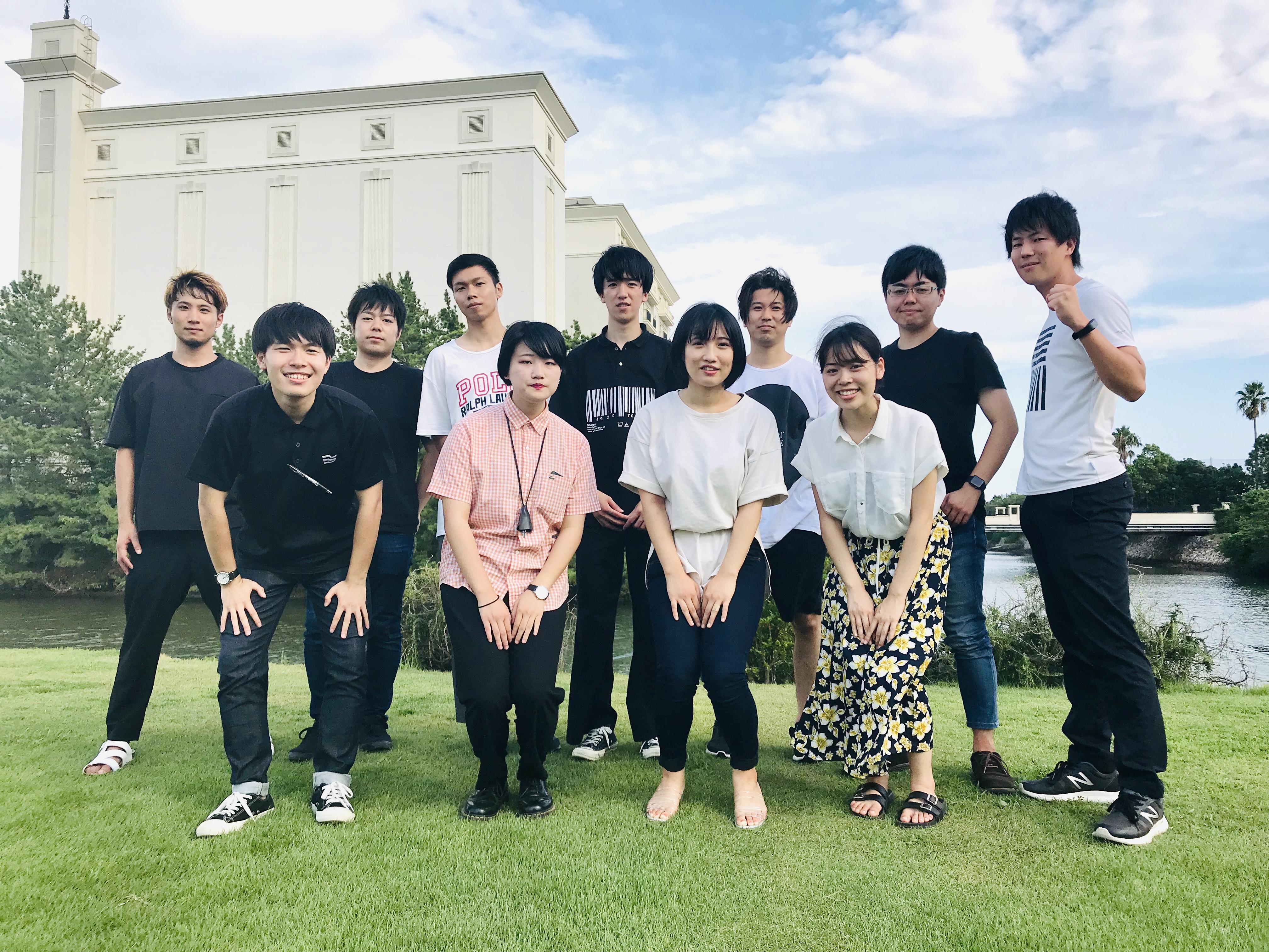 3ヶ月で県内大学生9名を獲得した『WANTEDLY』の実力