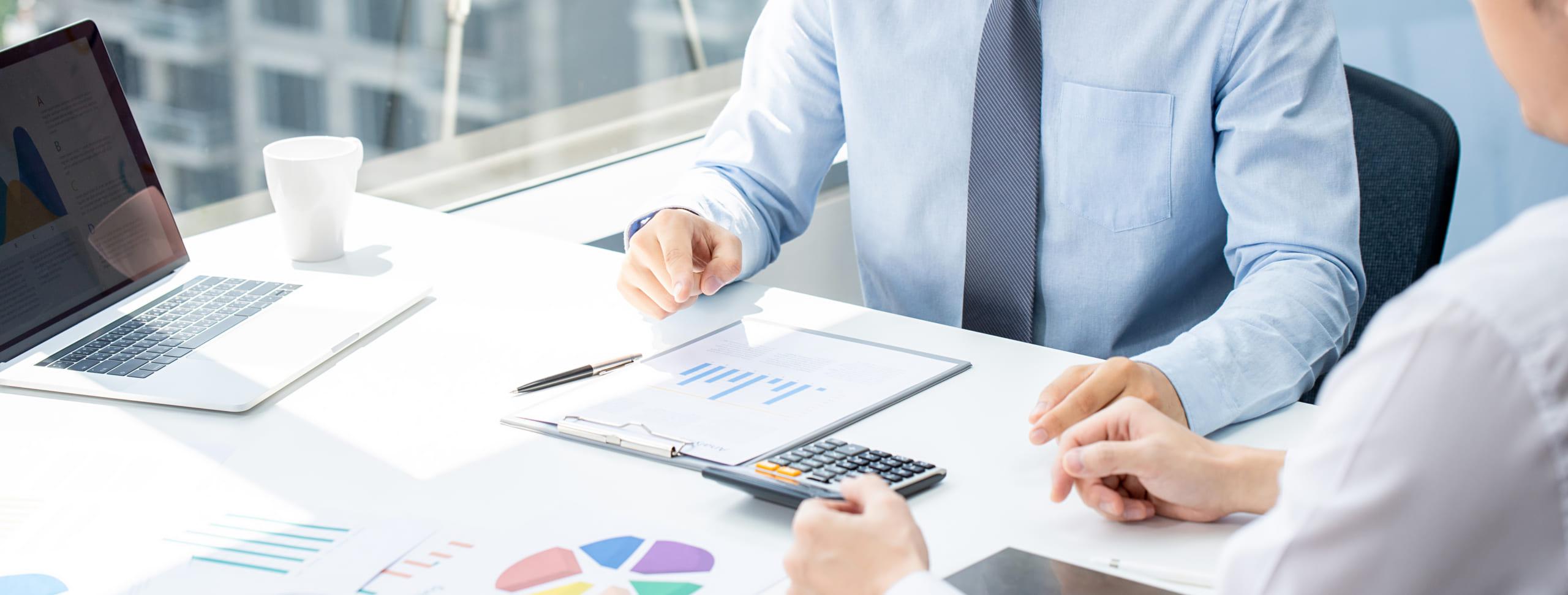 EXPACT資金調達支援サービスの流れ