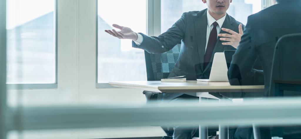 【HRコラム】部下との効率的な面談方法